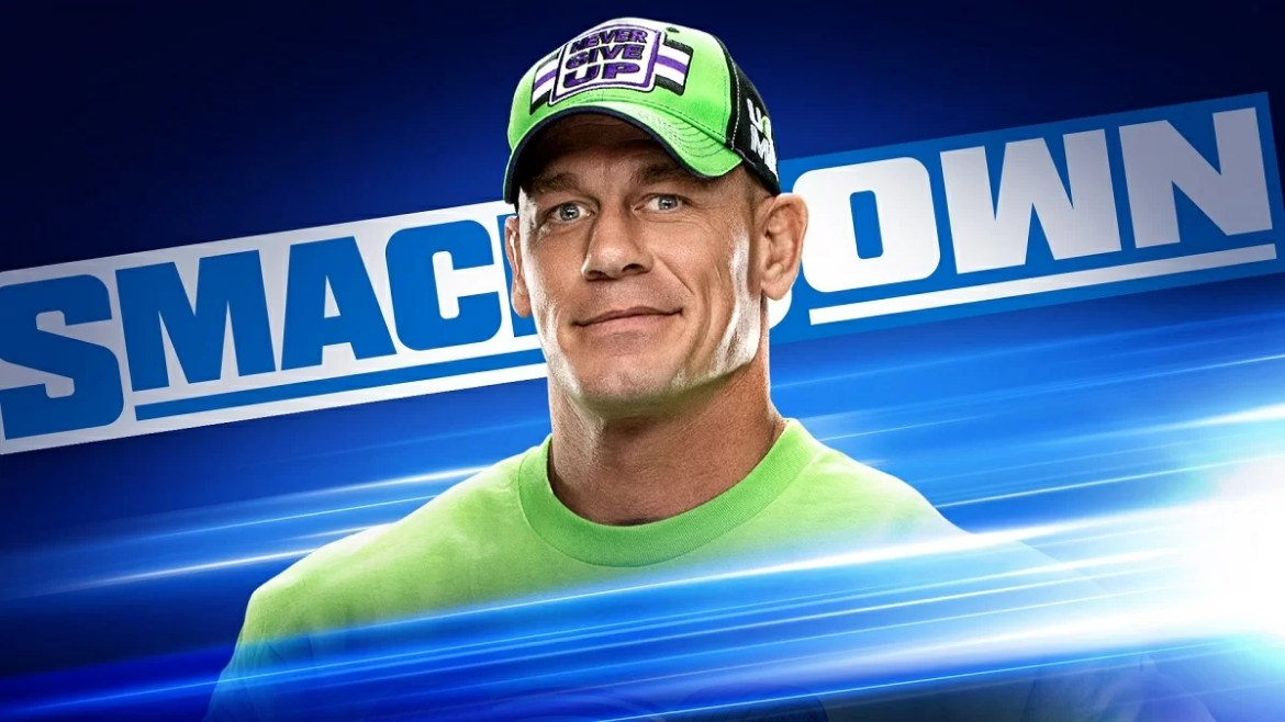 Report: Friday Night Smackdown 13-03-2020