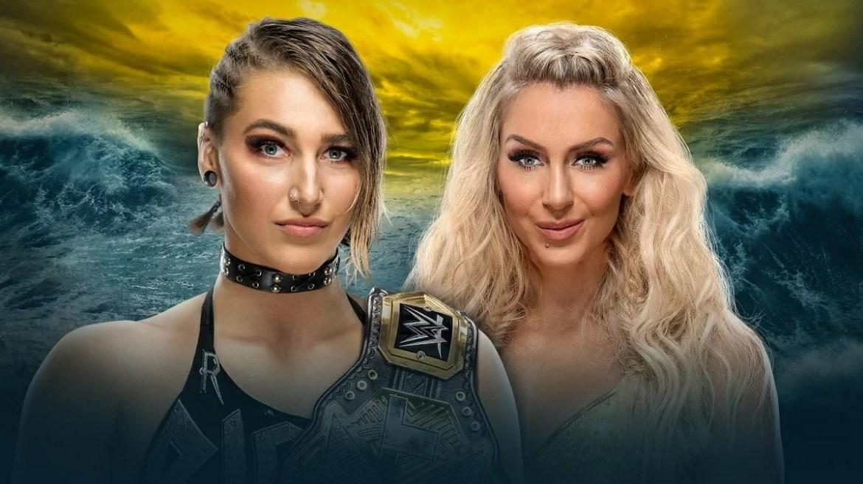 WWE: Importanti dettagli su Charlotte Flair vs Rhea Ripley