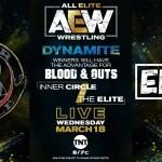 AEW: Risultati Dynamite 18-03-2020
