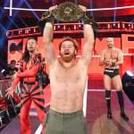 WWE: Sami Zayn avvisa Cesaro e Shinsuke Nakamura