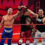 WWE: Com'è nata la nuova stable di Raw?