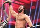 WWE: Perché Drew McIntyre ha già difeso il WWE Championship?