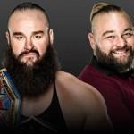WWE: Aggiornamenti su Braun Strowman e Bray Wyatt