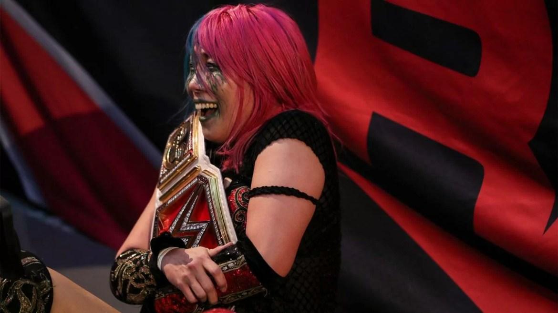WWE: Asuka avrà mantenuto il Raw Women's Championship dall'assalto di Zelina Vega? *SPOILER*