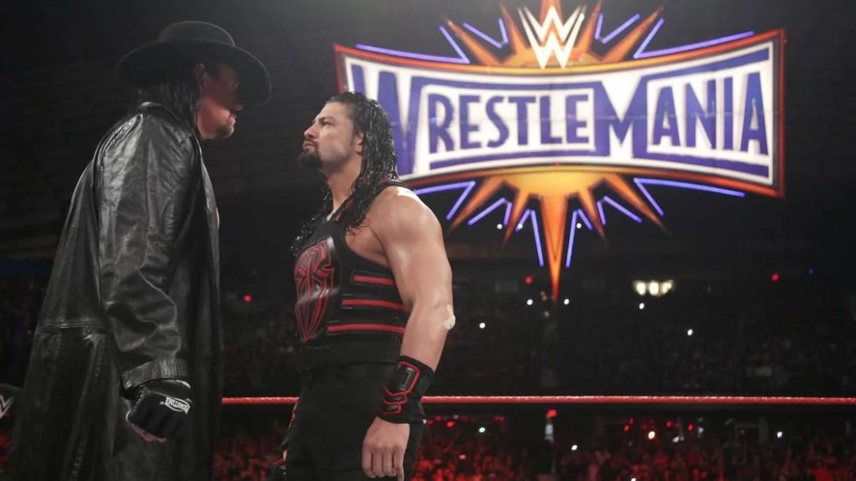 WWE: The Undertaker esalta Roman Reigns