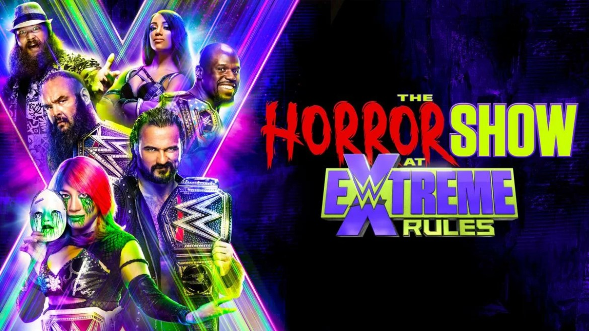 Report: WWE The Horror Show a Extreme Rules 2020