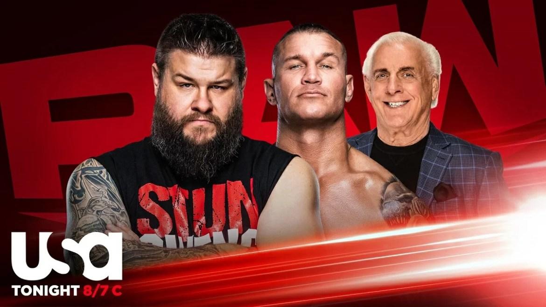 Report: WWE Raw 10-08-2020