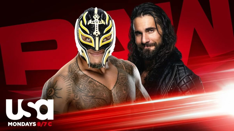 Report: WWE Raw 31-08-2020