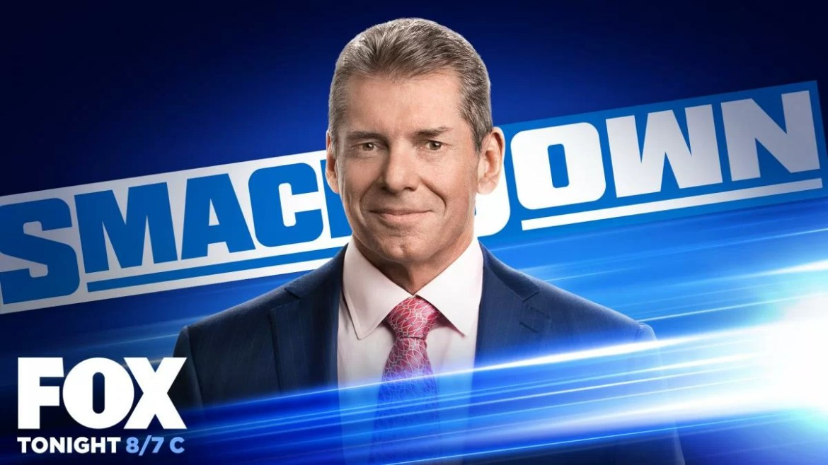 Report: Friday Night Smackdown 21-08-2020