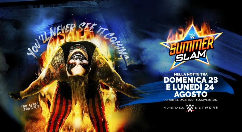 WWE: Risultati SummerSlam 2020