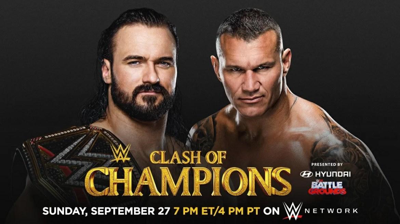WWE: Drew McIntyre vs. Randy Orton chi è il favorito?