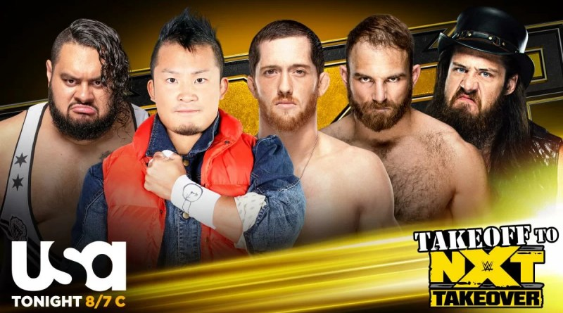 WWE: Risultati WWE NXT 23-09-2020