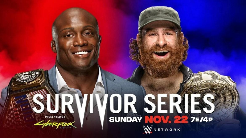WWE: Dettagli su Bobby Lashley vs Sami Zayn *RUMOR*