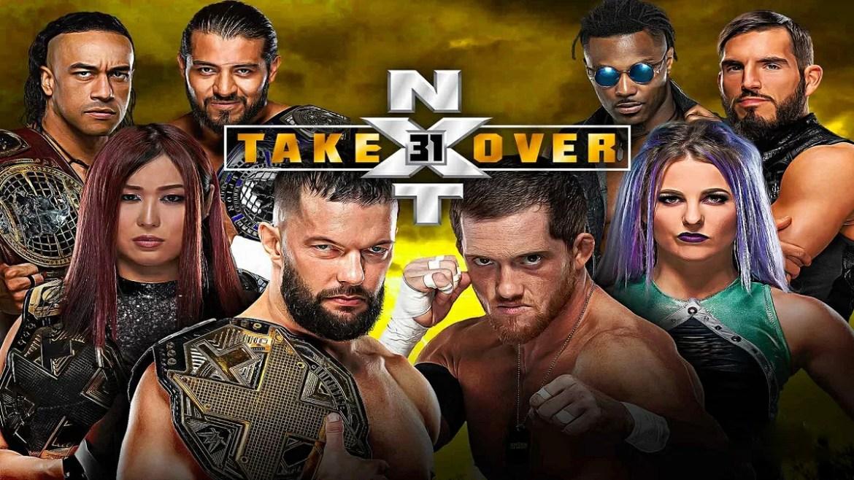 WWE: Risultati NXT TakeOver: 31
