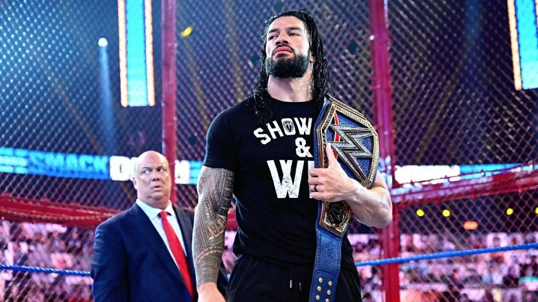 WWE: Molto presto Roman Reigns perderà il titolo Universale? *RUMOR*