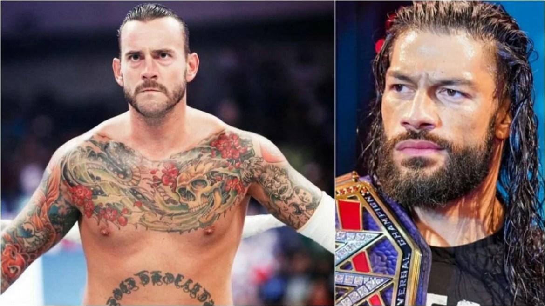 WWE: CM Punk scherza sulla possibilità di affrontare Roman Reigns a WrestleMania 37