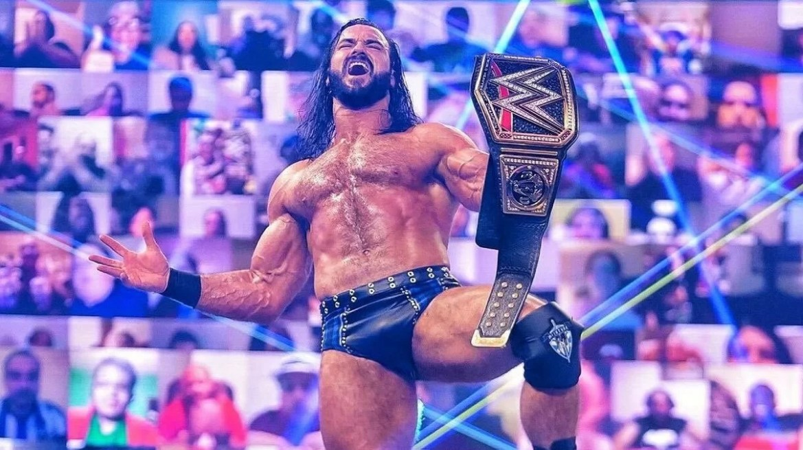 WWE: Drew McIntyre sta cercando di convincere Vince McMahon in tutti i modi