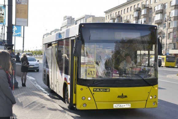 Коммерческий автобус К-13