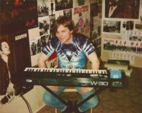 Sasha Vasilyev Moscow 90's