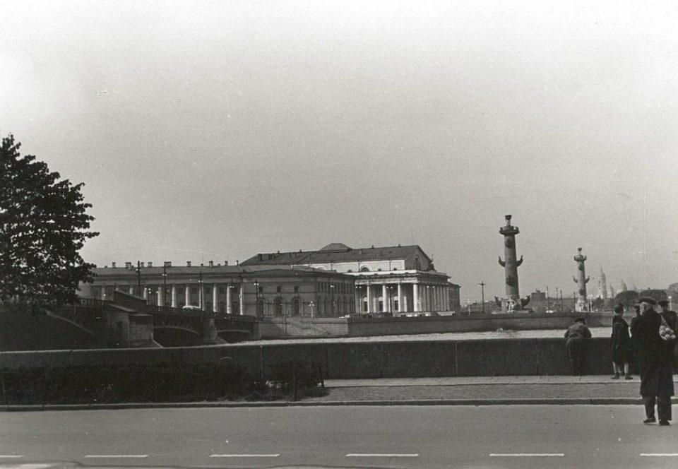 Ностальгия по СССР: В Ленинграде 1955 года