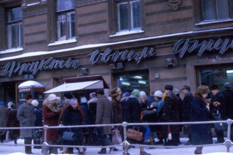 Магазины на Невском проспекте