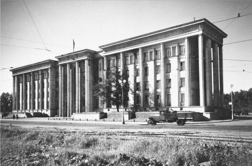 Володарский райсовет (1940-е)
