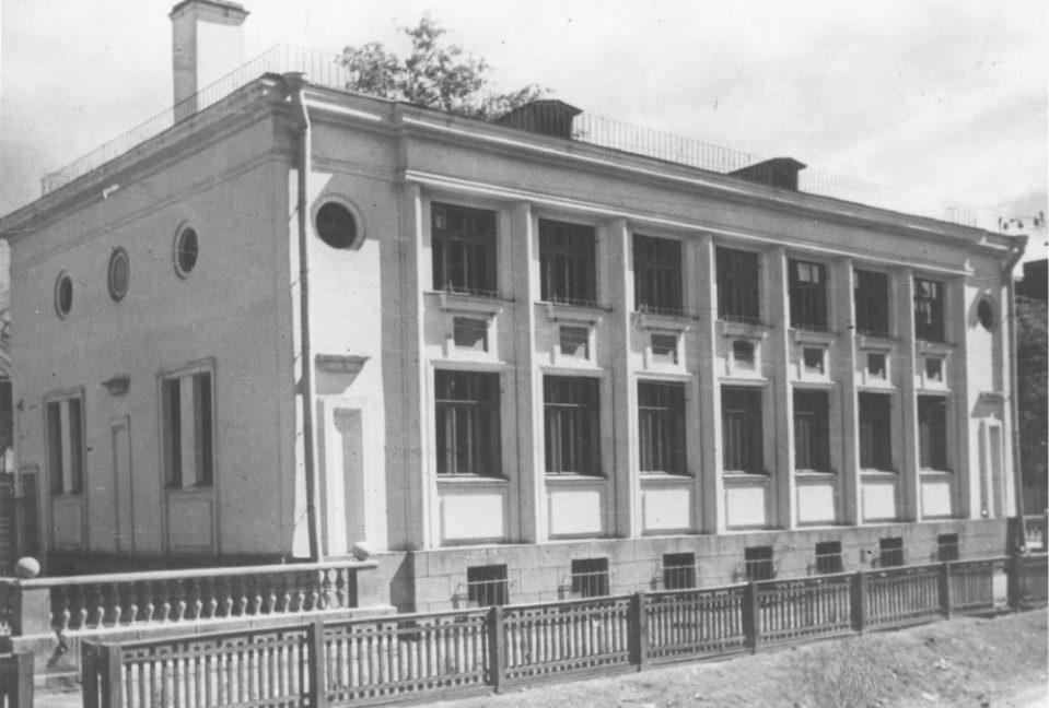 Типовой детский сад (1930-е)