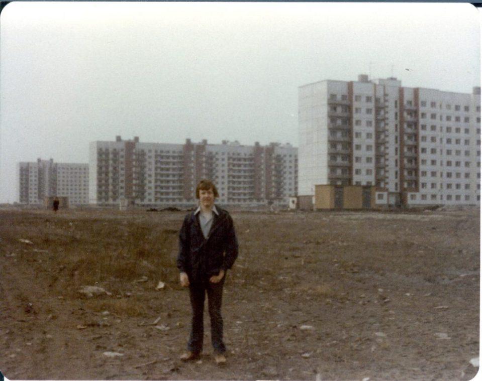 Васильевский остров - новые многоквартирные дома