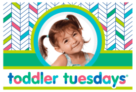 Toddler Tuesdays logo