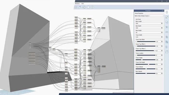 Programação do Dynamo com o Formit / Fonte: AEC Magazine