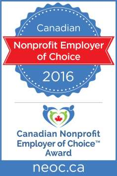 Non Profit Employer of the Year Award