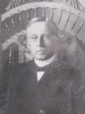 Rev. Edward Payson Davis