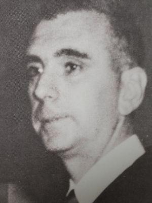 Rev. Leonard E Woodward