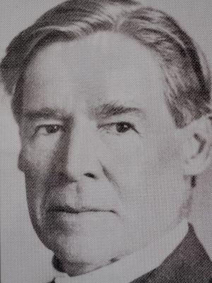 Rev. Nickels John Holmes