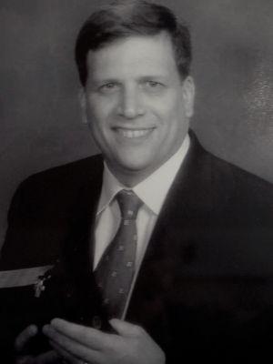 Rev. Richard Davis Phillips