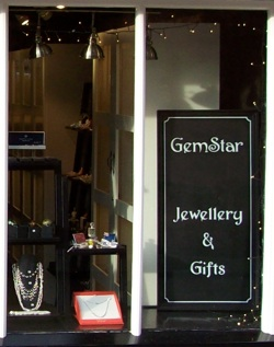 Zooming in Closer on GemStar Jewellery and Gifts, Exeter, 15th December 2008