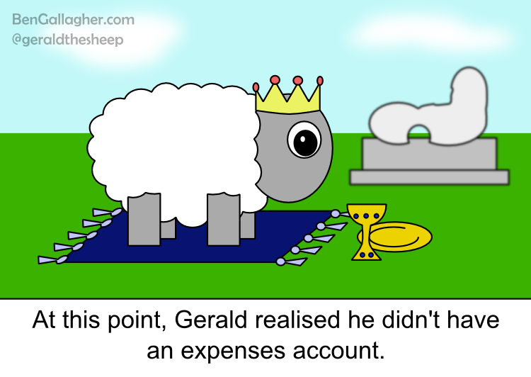 120709-gerald-the-sheep-expenses-account