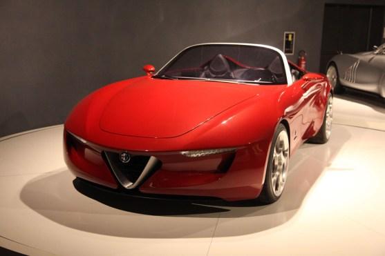 Alfa Romeo Pininfarina 2uettottanta 2010