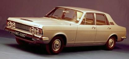 Ford Zodiac Mk IV - image : aronline.com