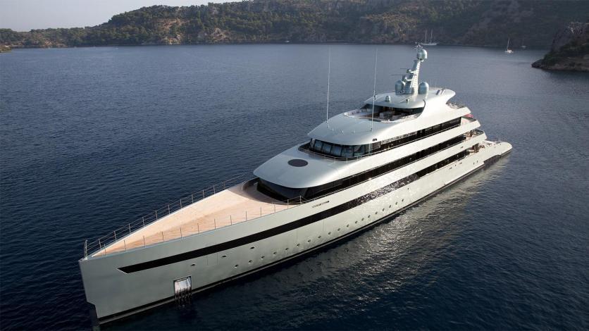 The Yacht Savannah - image : boatinternational.com