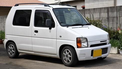 1993 Suzuki Wagon R image : Tennen-Gas / Wikipedia