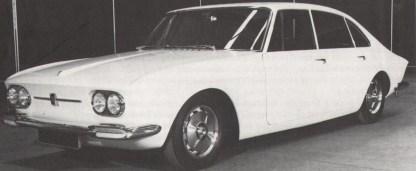 Ghia Porsche