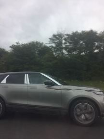 Recently papped by DTW's spies on the M40 near Gaydon. Image Driven to Write