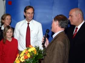 Gratulation zum optimalen OBM-Wahlergebnis