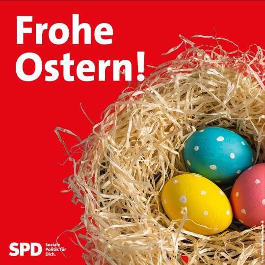 SPD spendet Oster-Geld, Güls entscheidet wofür