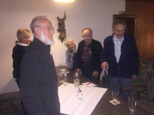 Ortsvereinssitzung Kirchhundem
