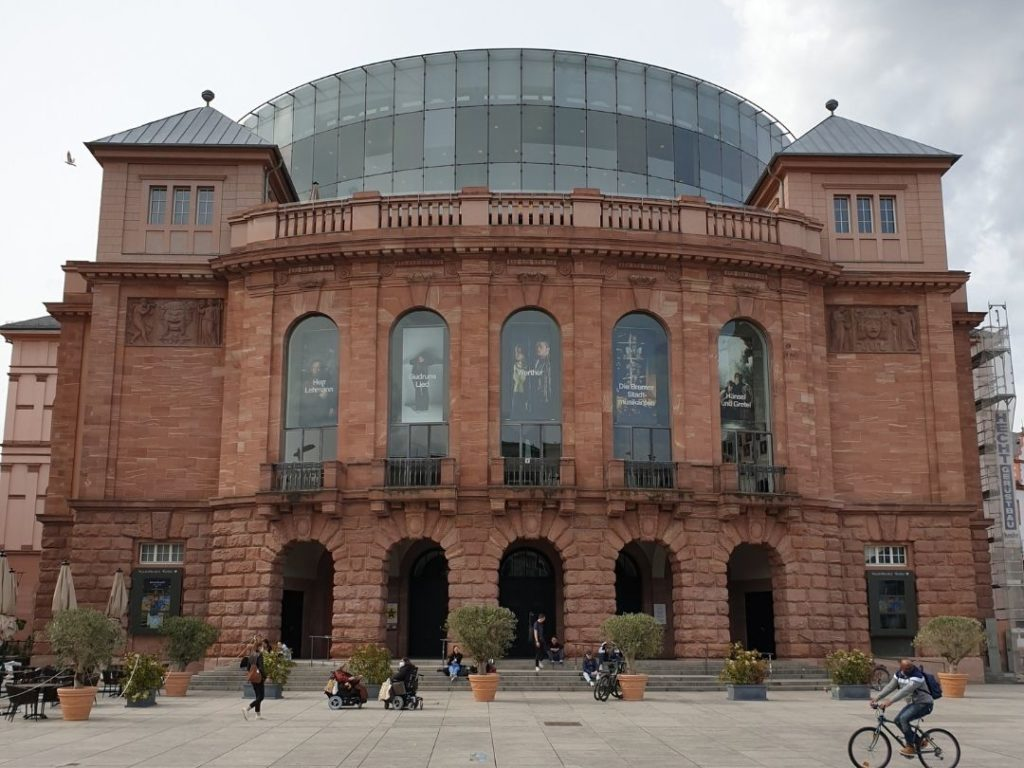 Theater in Mainz