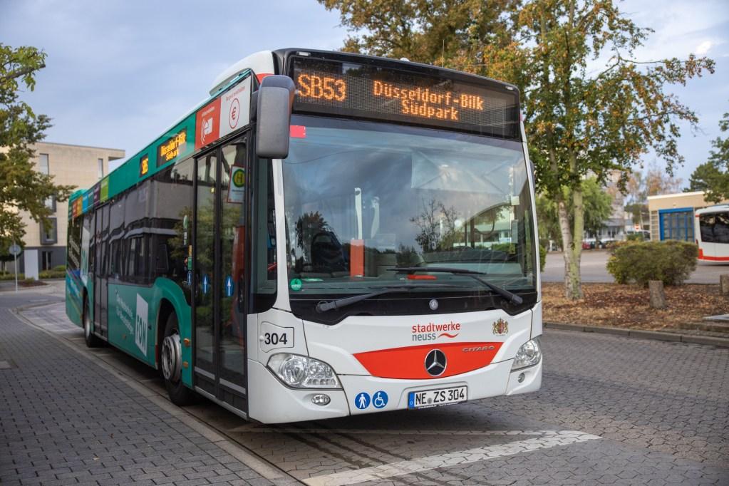 Schnellbus SB53