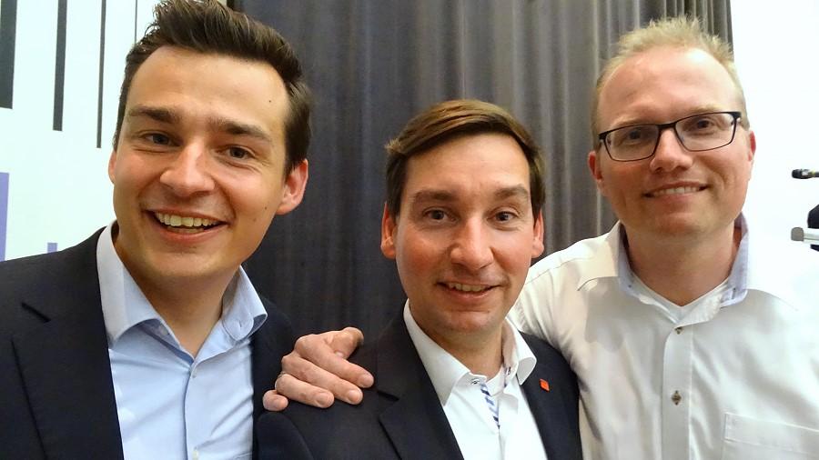 Marcel Kreutz vertritt den Rheinisch-Bergischen Kreis bei der SPD Mittelrhein