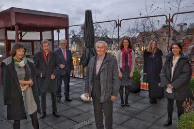 Danksagung an ehemalige SPD-Kreistagsmitglieder